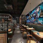Yosot Papier peint Fond D'Écran 3D Pour Murs Bar Moderne D'Amélioration De L'Image De Fond D'Une Peinture Murale Graffiti Murale Voiture De Sport-140Cmx100Cm de la marque image 2 produit