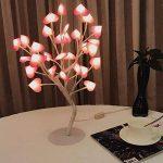Yves25Tate Lampe de Table Design Rechargeable LED Love Petite Lampe de Table Fille Coeur Disposition de la Chambre veilleuse de la marque Yves25Tate image 2 produit