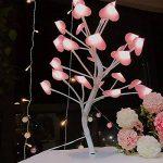 Yves25Tate Lampe de Table Design Rechargeable LED Love Petite Lampe de Table Fille Coeur Disposition de la Chambre veilleuse de la marque Yves25Tate image 4 produit