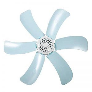 Zerodis Ventilateur de Plafond, 220V 8W 6 Lames Mini Ventilateur de Plafond Anti-Moustique Électrique à Économie d'énergie pour l'utilisation en Dortoir de la marque Zerodis image 0 produit