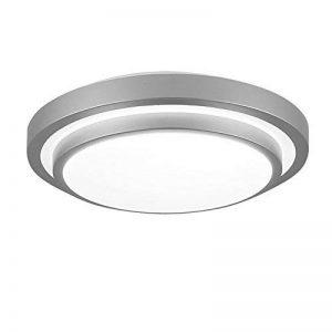 ZHMA Plafonnier à encastrer LED, 12W, 960LM, 80W Incandescent (22W Fluorescent) Ampoules Equivalent, Éclairage à encastrer rond, Plafonnier LED pour cuisine Salle à manger Salle de bain de la marque ZHMA image 0 produit