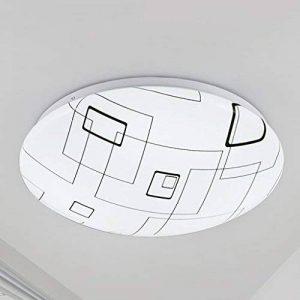 ZXW Lampe de plafonnier led Lampe de toilette de cuisine simple / Acrylique ( Couleur : A ) de la marque Plafonniers image 0 produit
