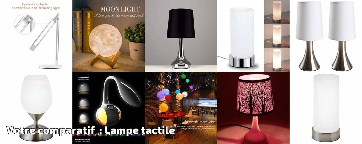 2019Mon Luminaire ComparatifLampe Tactile Pour Votre D2IEWYH9